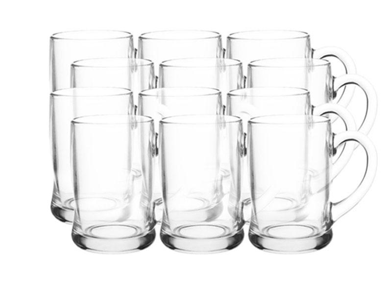 Bộ 12 ly bia thủy tinh Luminarc Benidorm