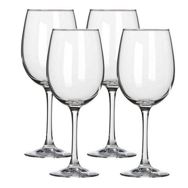 Bộ 4 ly rượu thủy tinh Luminarc World Wine
