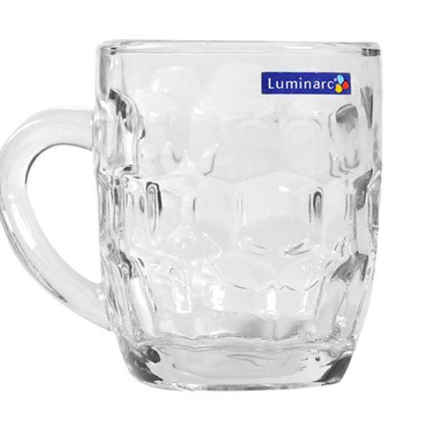 Bộ 6 ly bia thủy tinh Luminarc Britannia