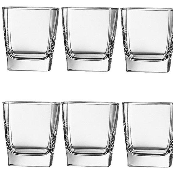 Bộ 6 ly rượu thủy tinh Luminarc Sterling