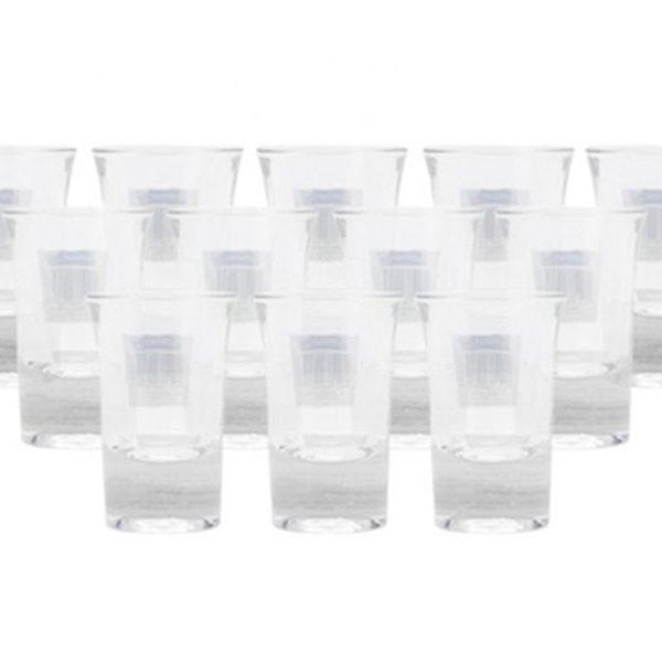 Bộ 12 ly rượu thủy tinh 34ml Luminarc Hot Shot